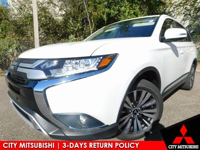 New 2019 Mitsubishi Outlander ES CUV For Sale in Jacksonville, FL