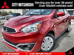 2020 Mitsubishi Mirage Hatchback