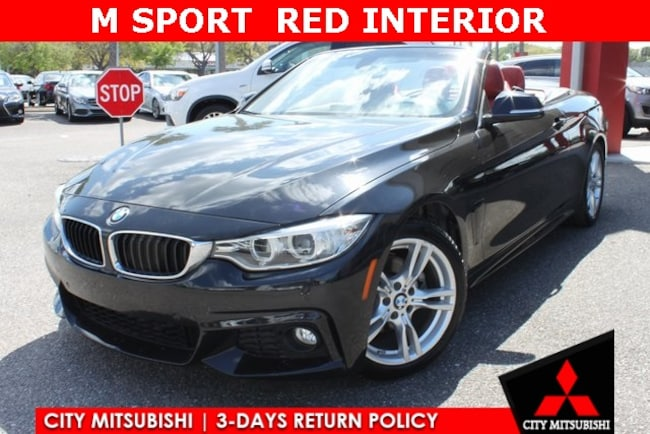 Used 2016 BMW 428i SULEV Convertible For Sale in Jacksonville, FL