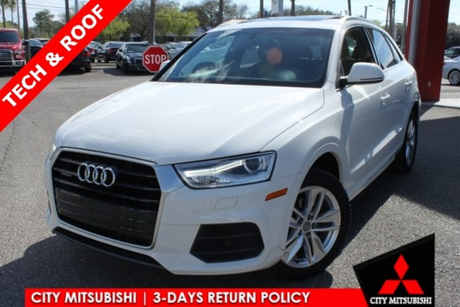 Used 2016 Audi Q3 2.0T Premium Plus SUV For Sale in Jacksonville, FL