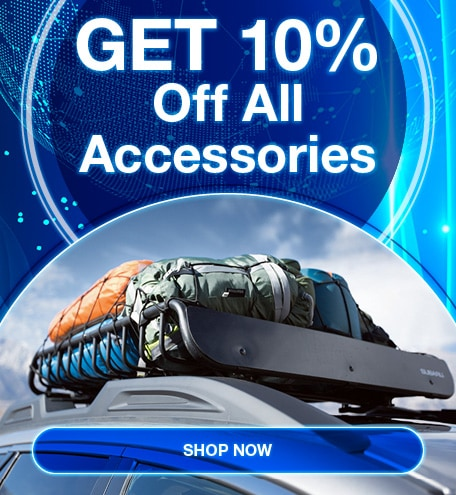 Get 10% Off All Accessories