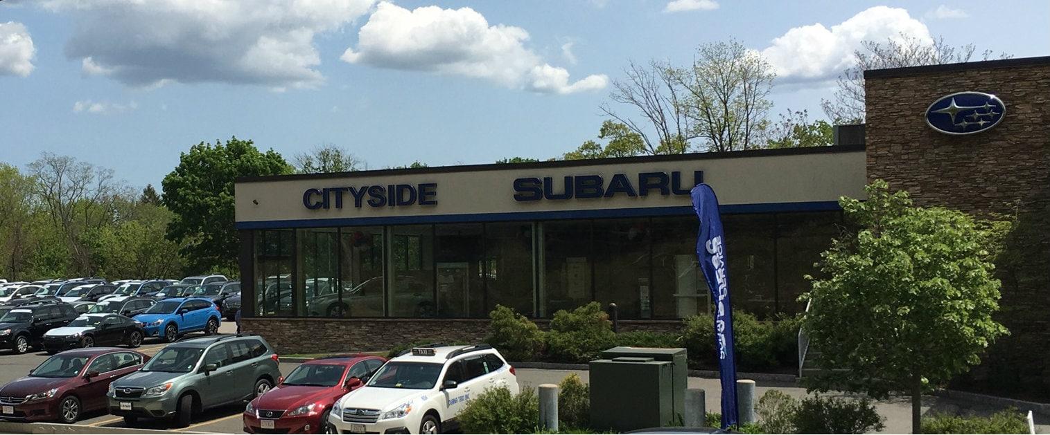 About Cityside Subaru in Belmont | New & Used Subaru Dealership Near