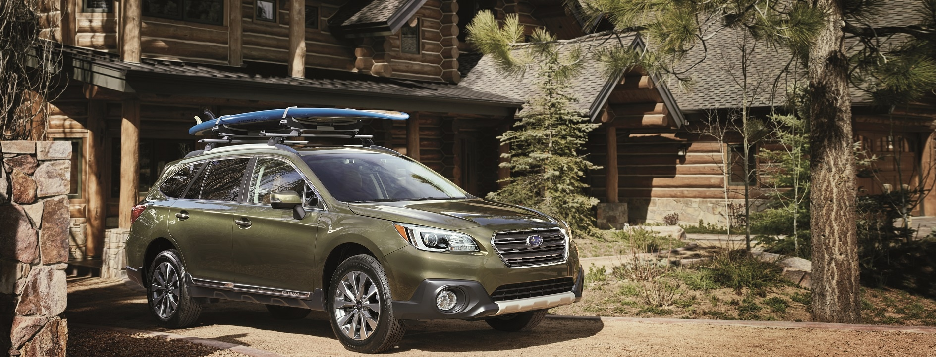 2017 Subaru Outback Near Boston