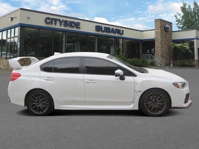 2016 Subaru WRX STI 4dr Sdn Car