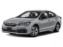 2020 Subaru Impreza Base Trim Level Sedan