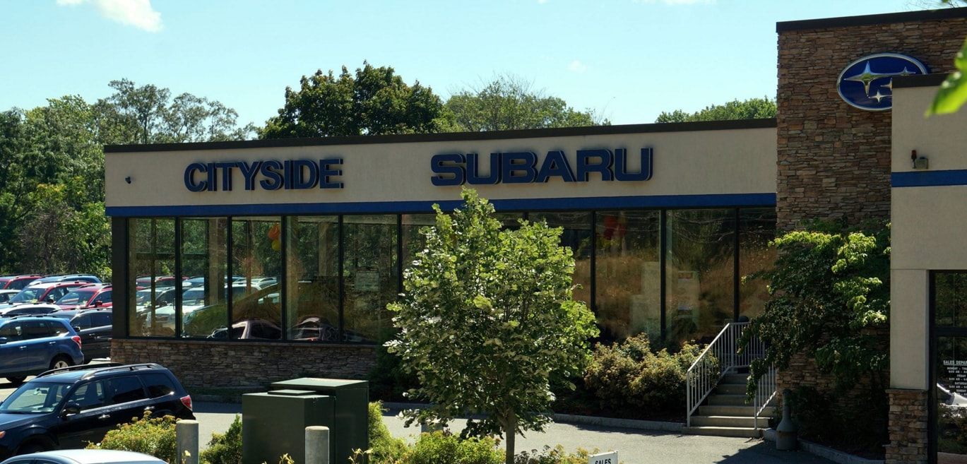 Subaru Dealer Near Boston