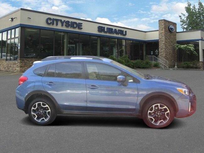 2017 Subaru Crosstrek 2.0i Limited CVT Sport Utility