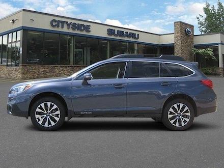 2017 Subaru Outback 3.6R Limited Sport Utility