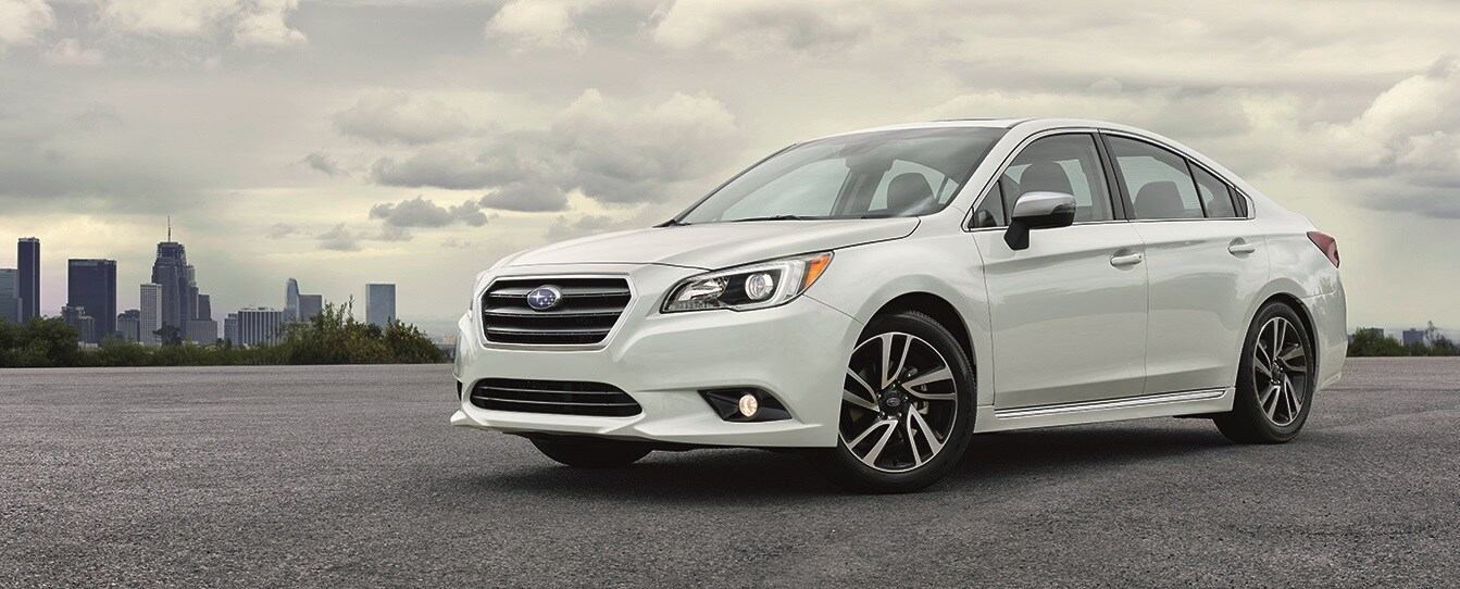 2017 Subaru Legacy Boston
