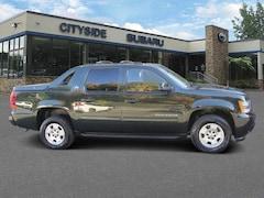 2013 Chevrolet Avalanche 4WD Crew Cab LT Crew Cab Pickup