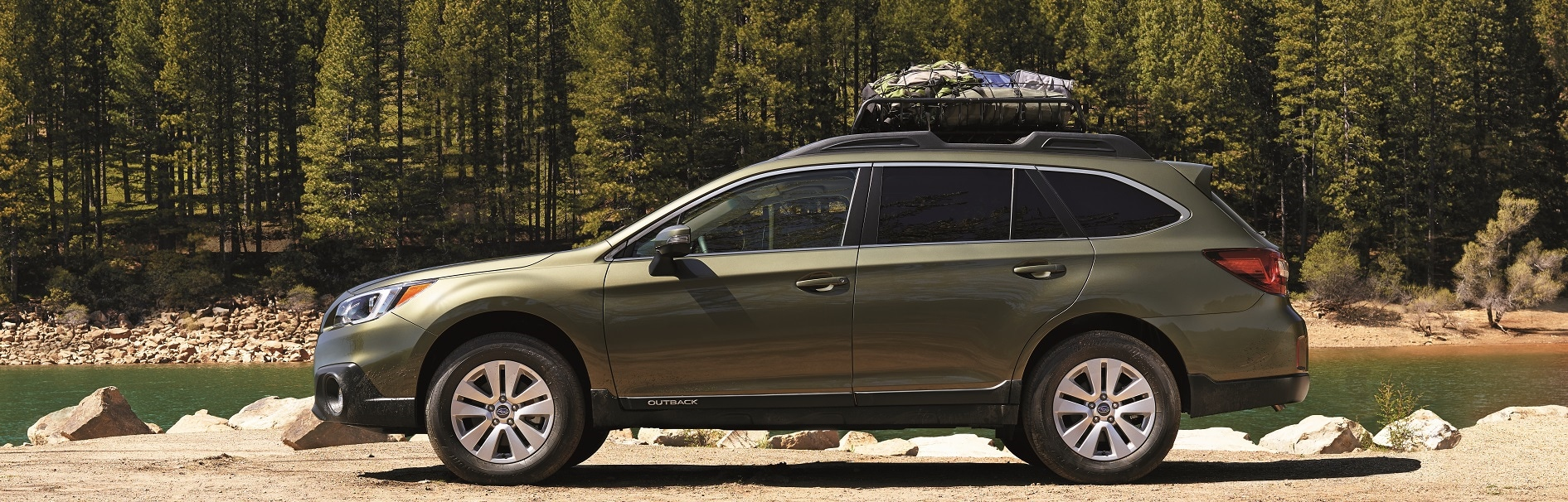 Compare 2017 Subaru Outback Trim Levels