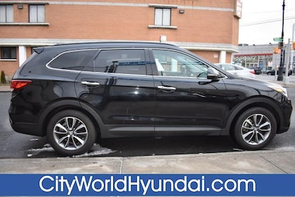 Used 2017 Hyundai Santa Fe For Sale at City World Hyundai