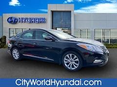 2014 Hyundai Azera Limited Sedan