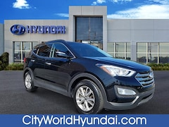 2015 Hyundai Santa Fe Sport 2.0L Turbo w/Saddle Interior SUV