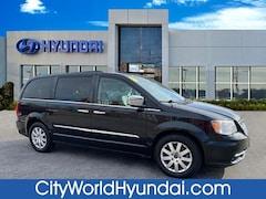 2012 Chrysler Town & Country Touring-L Van LWB Passenger Van