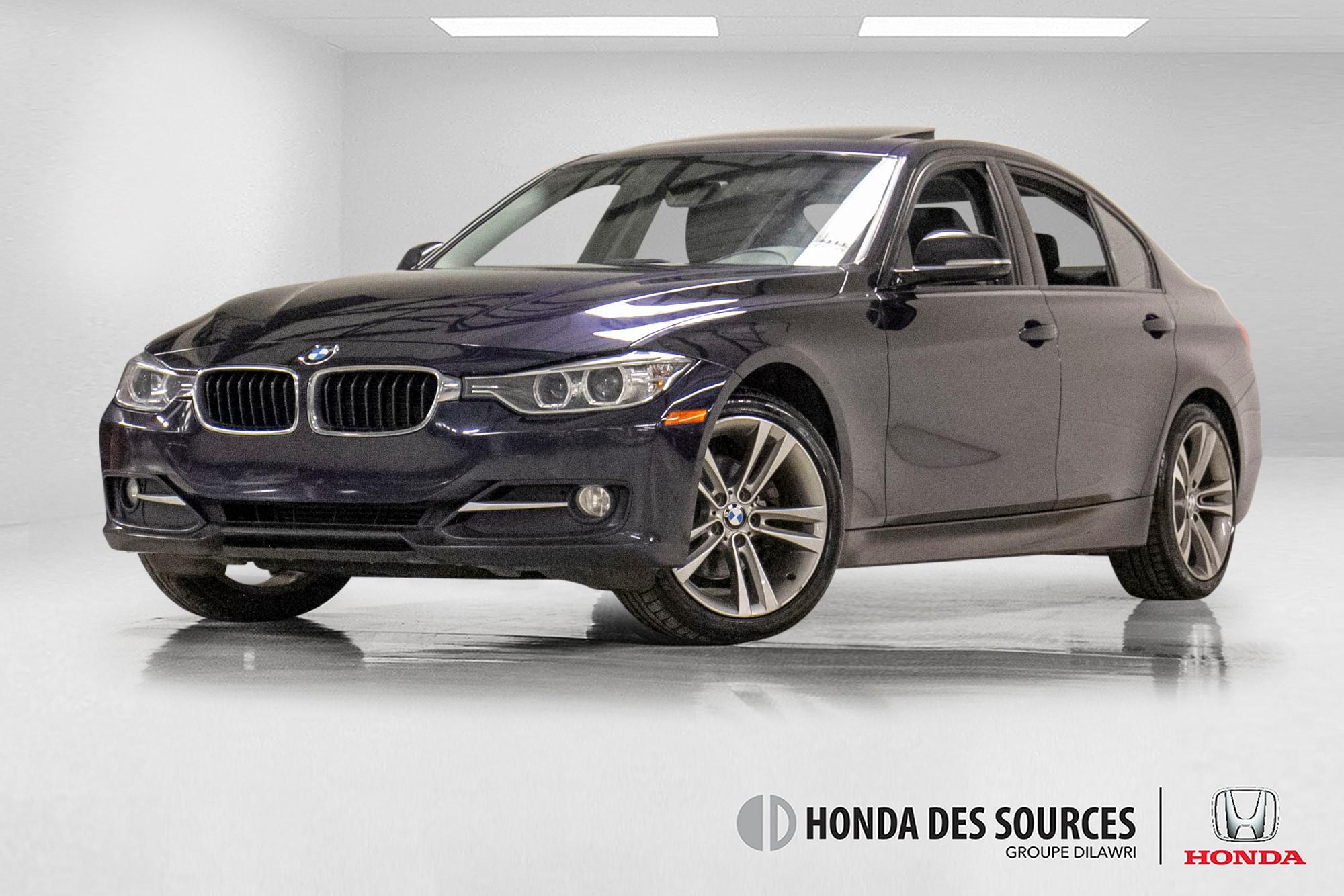 2014 BMW 320I Xdrive  * Xdrive * Bas Kilometrage* Berline