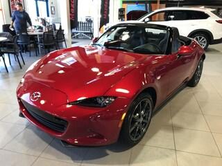 2017 Mazda Mazda MX-5 Miata Grand Touring Convertible