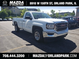 2018 GMC Sierra 1500 Work Truck Truck Regular Cab
