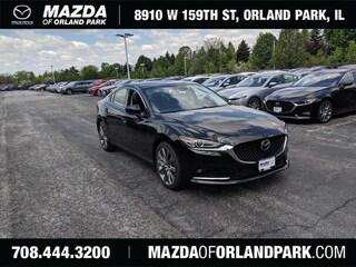 2019 Mazda Mazda6 Grand Touring Reserve Sedan
