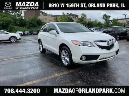 2015 Acura Rdx For Sale >> Used 2015 Acura Rdx For Sale At Mazda Of Orland Park Vin