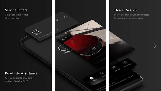 My Mazda App >> The New Mymazda App In The App Store And Google Play