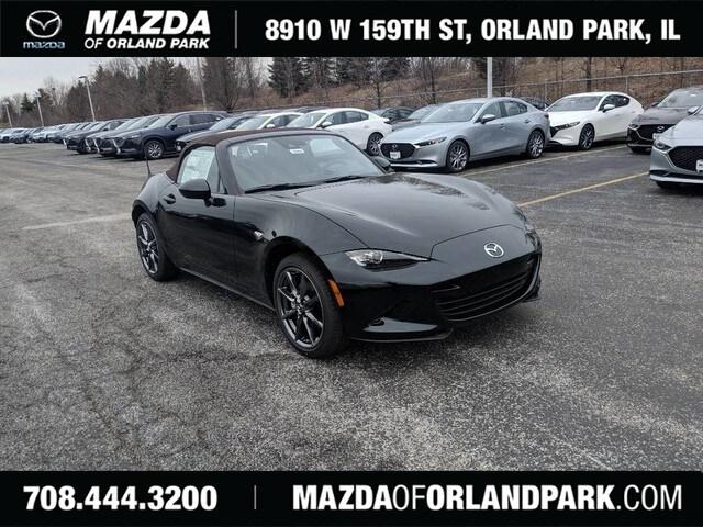 2019 Mazda Mazda MX-5 Miata Grand Touring Convertible