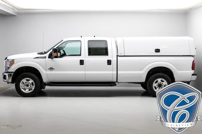 2015 Ford F-250 S/D XLT Diesel  4x4, Marana Spacecap & Shelves Truck Crew Cab
