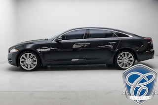 2012 Jaguar XJ L Panoramic Roof, Navi Sedan