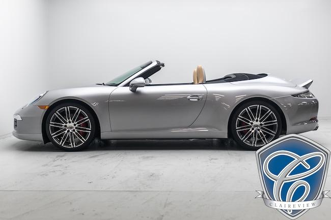 2016 Porsche 911 C2S Cabriolet, BOSE, 20'' TURBO WHEELS, PDLS Convertible