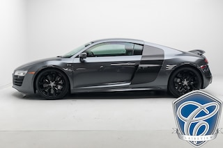 2015 Audi R8 5.2 V10, AWD, Automatic, Full Carbon Fibre Coupe