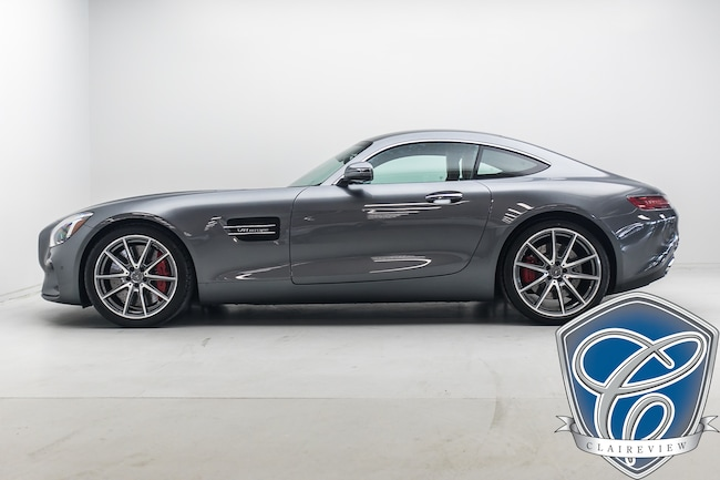 2017 Mercedes-Benz AMG GT S Exclusive Package, Nappa Leather, Carbon Fibre Coupe