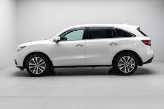 2016 Acura MDX Tech Package SH-AWD, Keyless, Navi, 7-Pass SUV