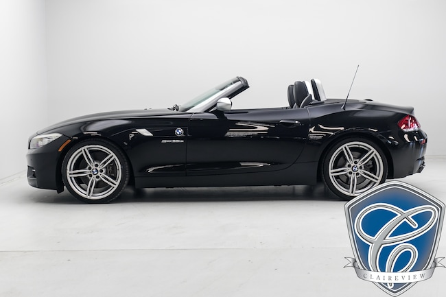 2012 BMW Z4 SDrive 35is Convertible, Automatic, Navigation Convertible