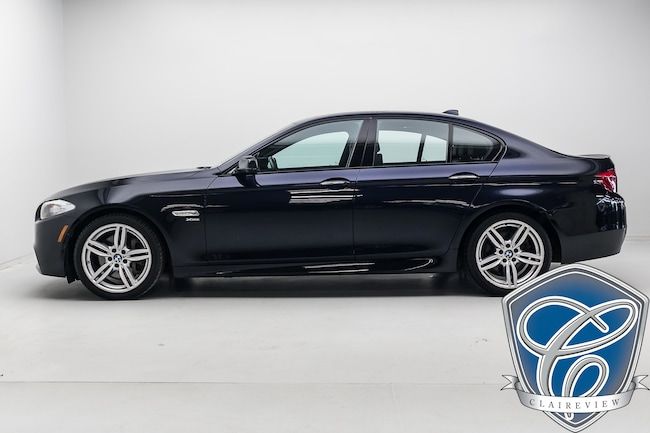 2011 BMW 535I xDrive AWD, 360 Camera, Keyless Entry/Go, Navi Berline