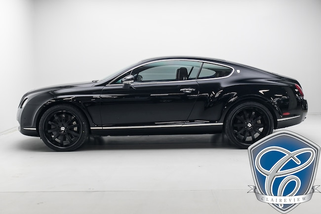 2004 Bentley Continental GT with Navigation, Bluetooth, Leather Coupe