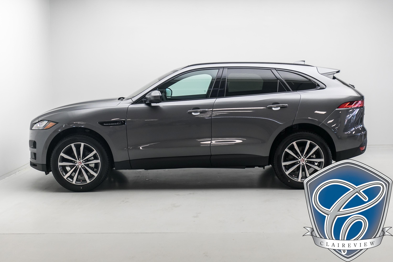 2018 Jaguar F-Pace 20d Prestige *Diesel* SUV