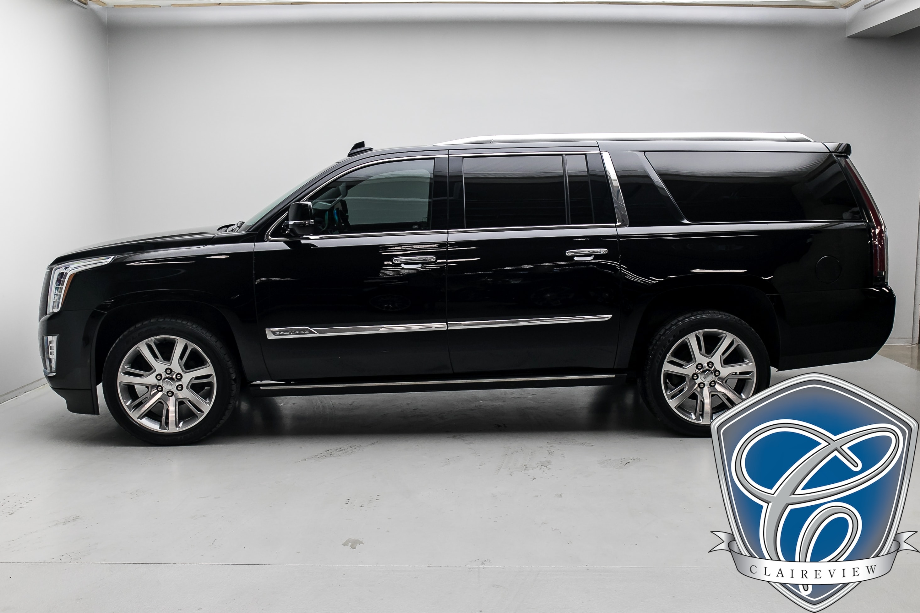 2015 CADILLAC Escalade ESV Premium Pkg, 22in Wheels, DVD, Navi, 7 Pass VUS