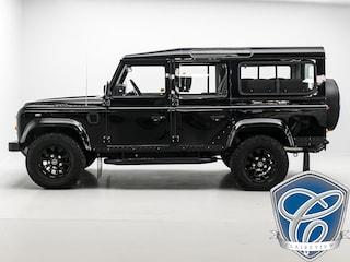 1991 Land Rover Defender 110 *Low Mileage* Alpine Audio, Rear Camera Truck