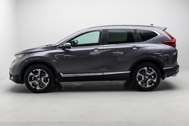 2019 Honda CR-V Touring AWD w/ Pano Roof, Navigation, Keyless Go SUV