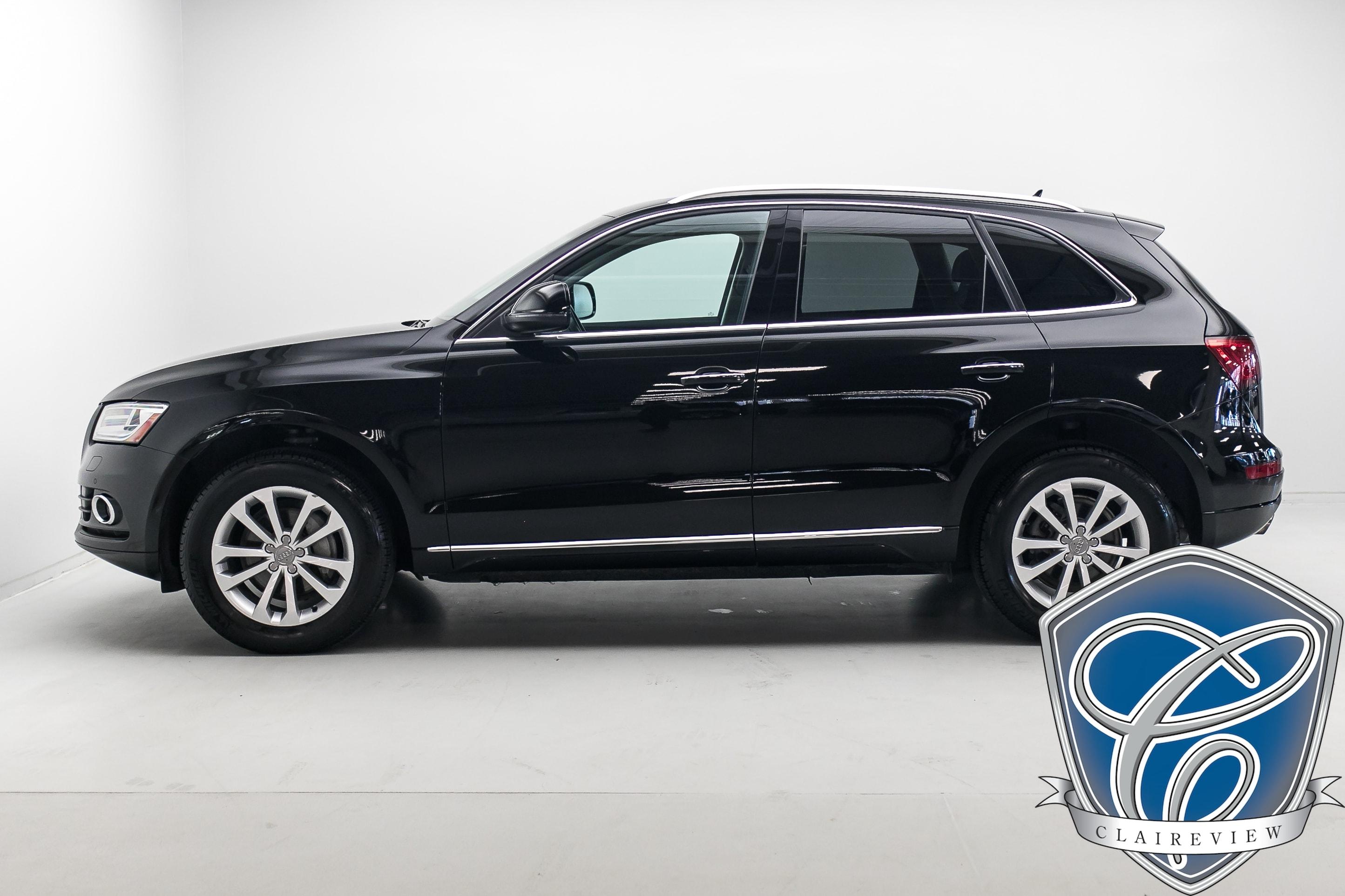 Audi q5 2015 lease
