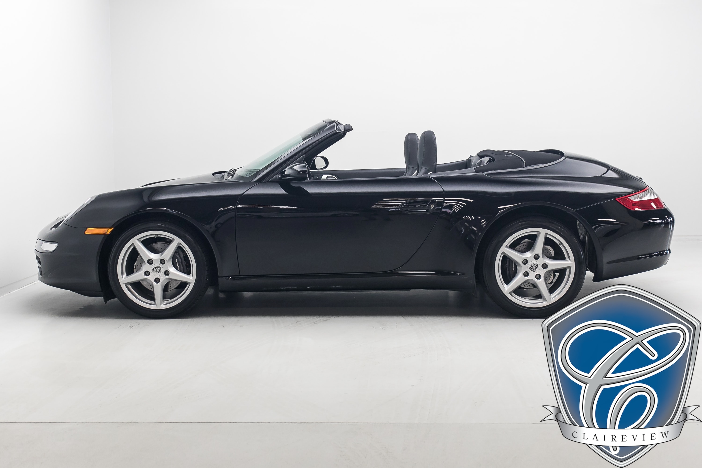 2007 Porsche 911 Carrera 2 Cab, *Only 35,000 km* Tiptronic, Bose Convertible