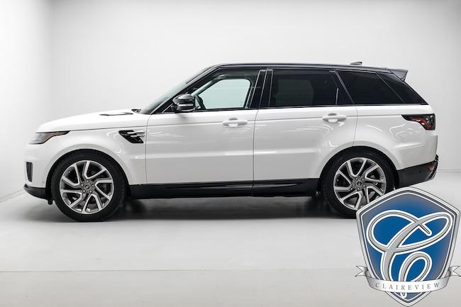 2018 Land Rover Range Rover Sport HSE 4x4 Diesel *Loaded* 21inch Wheels, Vision Asst SUV