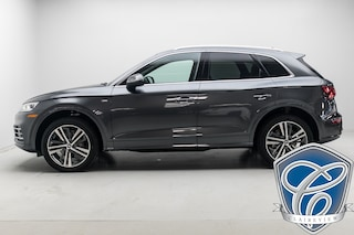 2019 Audi Q5 45 Technik Progressiv TFSI, AWD Sport Package SUV