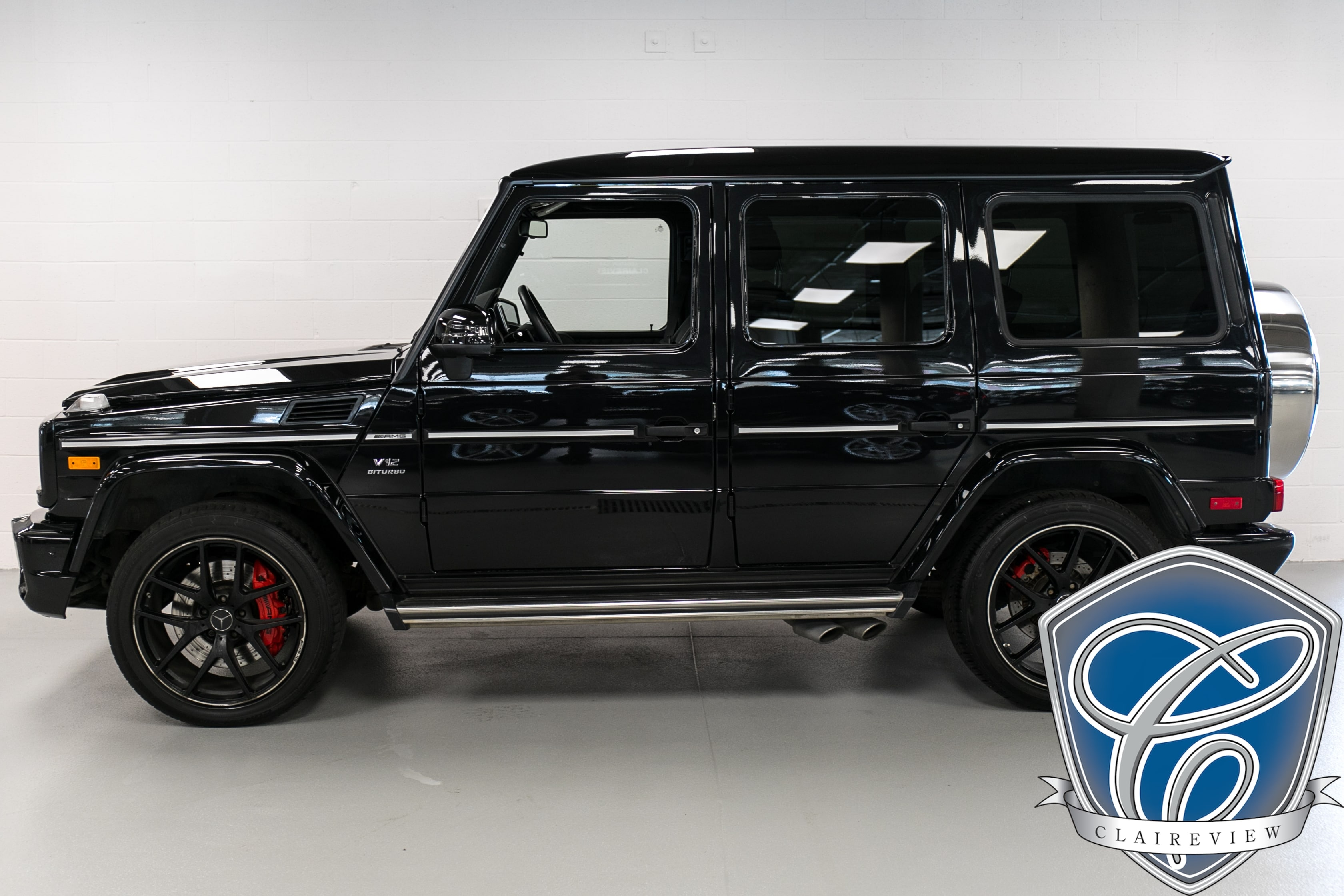 2016 Mercedes-Benz AMG G 65, Sunroof, Navigation VUS