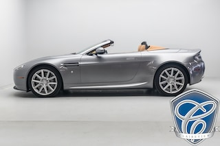 2012 Aston Martin V8 Vantage Roadster Convertible, Very Low KM's Convertible