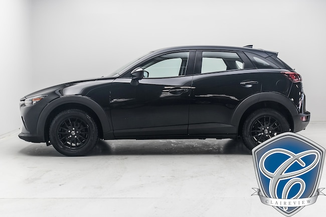 2016 Mazda CX-3 GX AWD, Sport Mag Wheels, Bluetooth, Rear Camera VUS