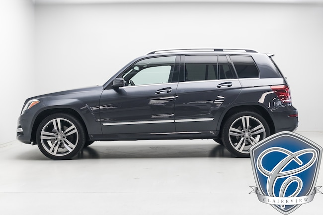 2014 Mercedes-Benz GLK 350 4MATIC, AWD, Pano roof, bluetooth, Leather SUV
