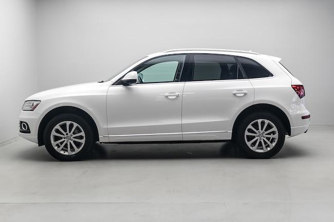 2014 Audi Q5 2.0 Progressiv QUATTRO TFSI, Pano Roof SUV