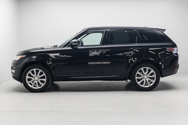 2015 Land Rover Range Rover Sport V6 HSE Package, Pano Roof, Navigation, Keyless VUS