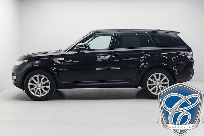 2015 Land Rover Range Rover Sport V6 HSE Package, Pano Roof, Navigation, Keyless SUV